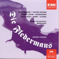 J. Strauss II  Die Fledermaus — Willi Boskovsky, Иоганн Штраус-сын