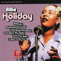 Solitude — Billie Holiday