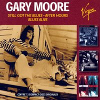 Still Got The Blues/After Hours/Blues Alive — Gary Moore