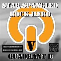 Qd5: Star Spangled Rock Hero — Quadrant D