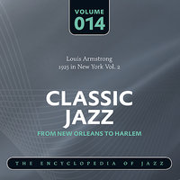 Louis Armstrong 1925 Vol. 2 — Louis Armstrong
