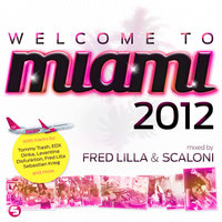 Welcome to Miami 2012 - Mixed By Fred Lilla & Scaloni — сборник