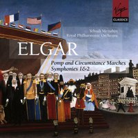 Elgar - Symphonies & Orchestral Works — The Royal Philharmonic Orchestra, Yehudi Menuhin, Yehudi Menuhin/Royal Philharmonic Orchestra, Эдуард Элгар