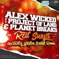 Red Sunset — Alex Wicked