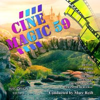 Cinemagic 59 — Philharmonic Wind Orchestra, Marc Reift Orchestra