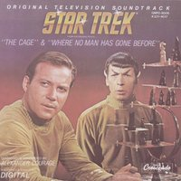 Star Trek: Volume 1 - The Cage and Where No Man Has Gone Before — Alexander Courage