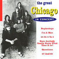 The Great Chicago in Concert — Chicago
