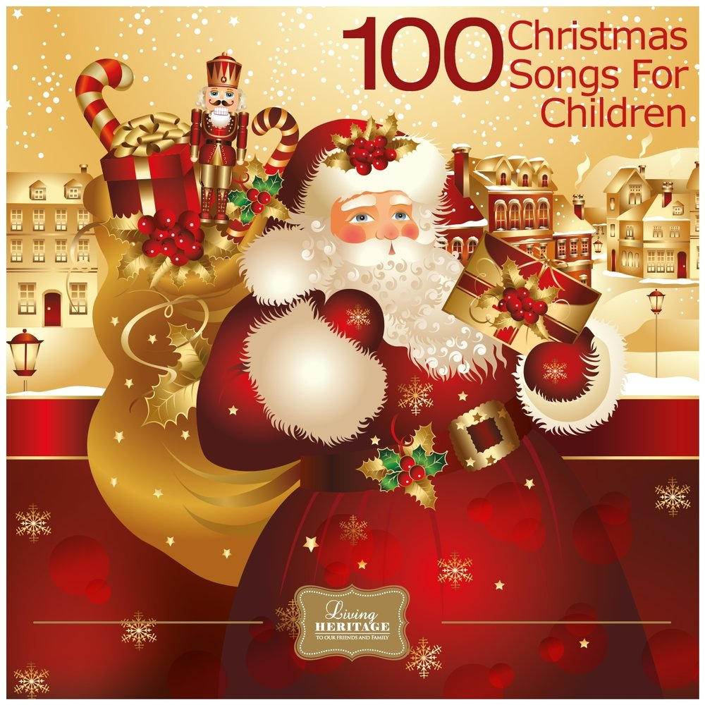 100 Christmas Songs For Children Listen Online On Yandexsic