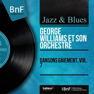 George Williams et son orchestre, Cathy Ryan - Saturday Night Function