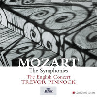 Mozart: The Symphonies — Trevor Pinnock, The English Concert