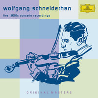 The 1950s Concerto Recordings — Wolfgang Schneiderhan