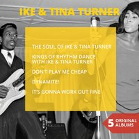 Five Original Albums — Ike, Tina Turner