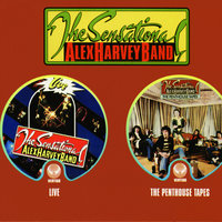 Live / The Penthouse Tapes — The Sensational Alex Harvey Band