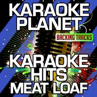 Karaoke Hits Meat Loaf — A-Type Player