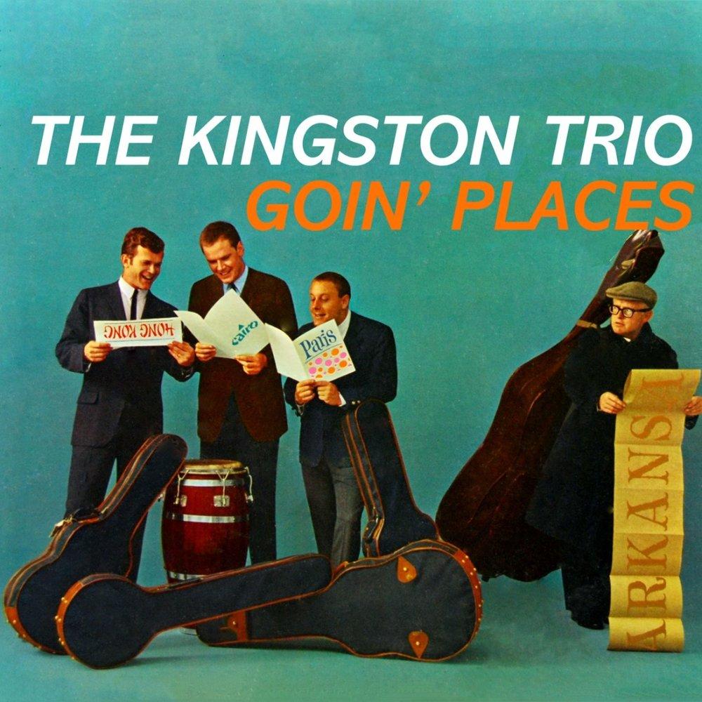 Senora the kingston trio for The kingston