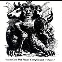 Australian Def Metal Compilation Volume 4 — сборник