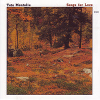 Songs For Love — Tete Montoliu