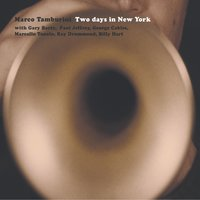 Two days in new york — Marco Tamburini