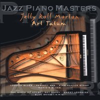 Jazz Piano Master: Jelly Roll Morton & Art Tatum — сборник