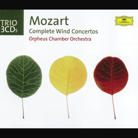Mozart: Complete Wind Concertos — Orpheus Chamber Orchestra