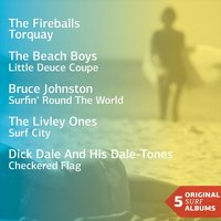 Five Original Surf Albums, Vol. 3 — сборник