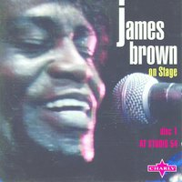 On Stage CD1 — James Brown