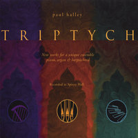 Triptych — Paul Halley