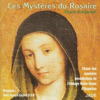 The Mysteries of the Rosary — Moniales de Notre-Dame d'Argentan