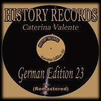History Records - German Edition 23 — Caterina Valente