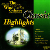 Classic Highlights — Marc Reift, The London Wind Orchestra