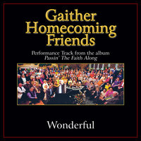 Wonderful Performance Tracks — Bill & Gloria Gaither