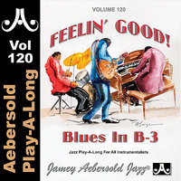 Blues in B3 - Feelin' Good - Volume 120 — Dave Stryker, Jamey Aebersold Play-A-Long, Jonathan Higgins, Bobby Floyds