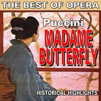 Puccini : Madame Buttlerfly — Magic Orchestra, Джакомо Пуччини