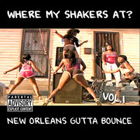 Where My Shakers At? Vol. 1 (New Orleans Gutta Bounce) — сборник