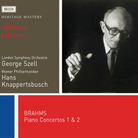 Brahms: The Piano Concertos — Sir Clifford Curzon