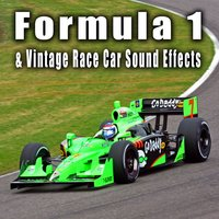 Formula 1 & Vintage Race Car Sound Effects — The Hollywood Edge Sound Effects Library