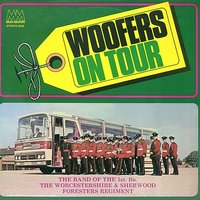 Woofers on Tour — The Band of the 1st Battalion