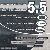 Return of the DJ 5.5 Optimized — сборник