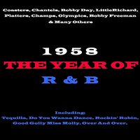 1958 - The Year Of R&B — сборник