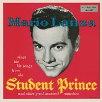 Mario Lanza Sings The Hit Songs From The Student Prince And Other Great Musical Comedies — Mario Lanza