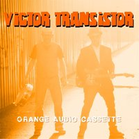 Orange Audio Cassette — Victor Transistor