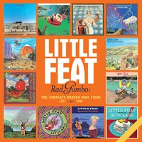 Rad Gumbo: The Complete Warner Bros. Years 1971-1990 — Little Feat