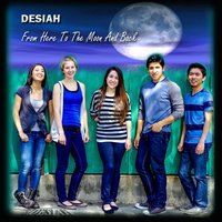 From Here to the Moon and Back — Desiah