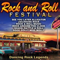 Rock and Roll Festival — Dancing Rock Legends