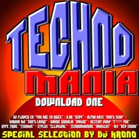 TECHNO MANIA DOWNLOAD ONE — сборник