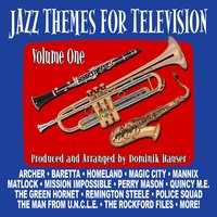 Jazz Themes for Television - Volume One — Dominik Hauser