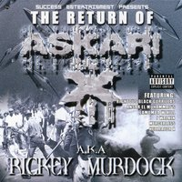 The Return of Askari X (A.K.A Ricky Murdock) — Askari X