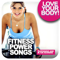 FITNESS POWER SONGS 2 - Spinning and 10K running — сборник
