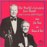 The World's Greatest Jazz Band Plays Cole Porter and Rodgers and Hart — Bob Haggart, Ralph Sutton, Yank Lawson, Peanuts Hucko, George Masso, John Best