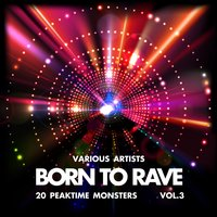 Born to Rave (20 Peaktime Monsters), Vol. 3 — сборник
